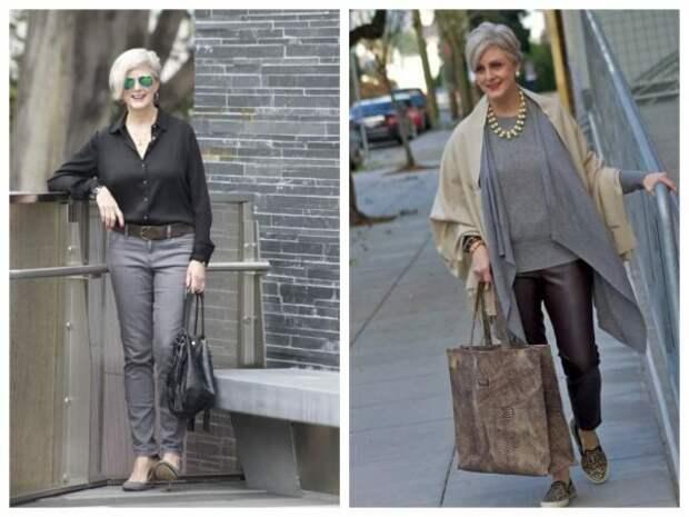 Как быть стильной и неотразимой даже после 50