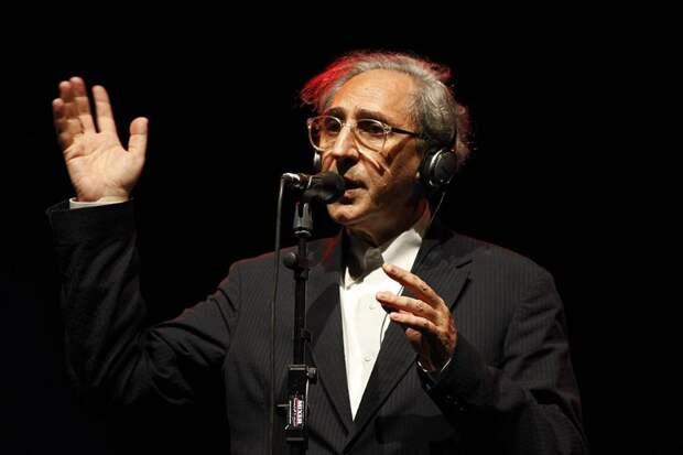 Итальянский певец Франко Баттиато умер в 76 лет