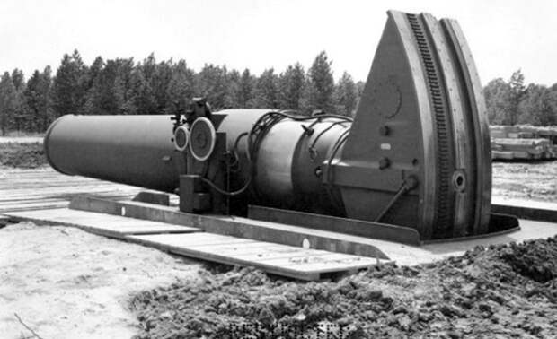 Самые большие пушки в мире