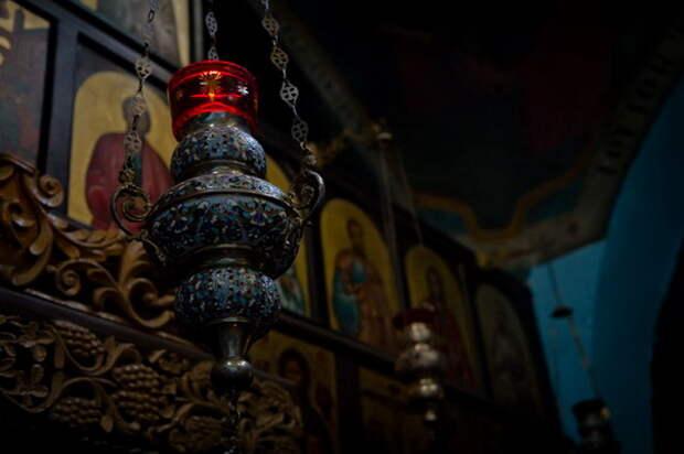 Молитвенный центр православного Иерусалима