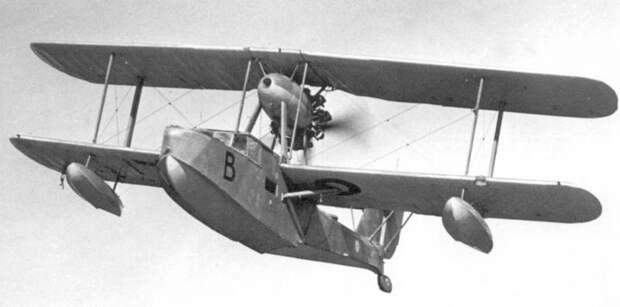 Боевые самолеты. Лучший друг британского тяжелого крейсера