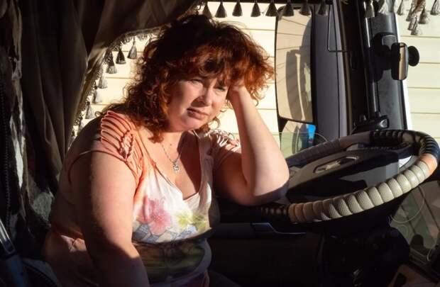 Хозяйки дорог: как живут и работают счастливые дальнобойщицы