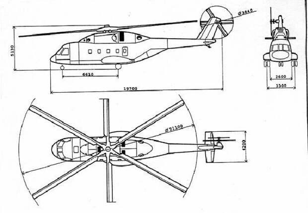 Вертолет Ми 38 – большой шаг отечественного вертолетостроения