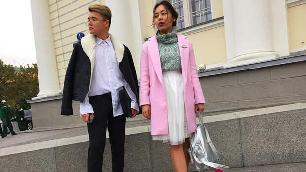 Самые яркие гости Недели моды в России