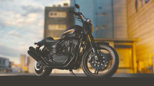 На Сущевском Валу мотоцикл и легковушка не поделили дорогу