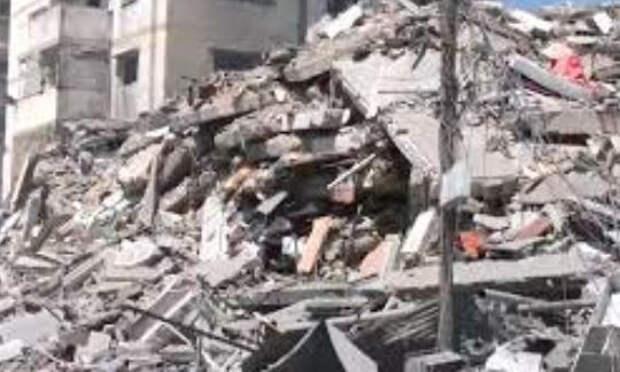 Welt: обстрелы Израиля идут уже шестую ночь кряду