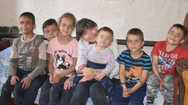 Алтайская школьница вывела братьев и сестер из горящего дома