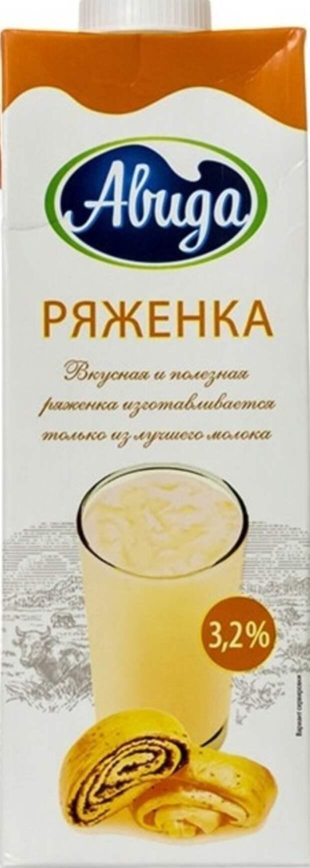 Ряженка с крахмалом вместо молока — 7 популярных фальсификатов