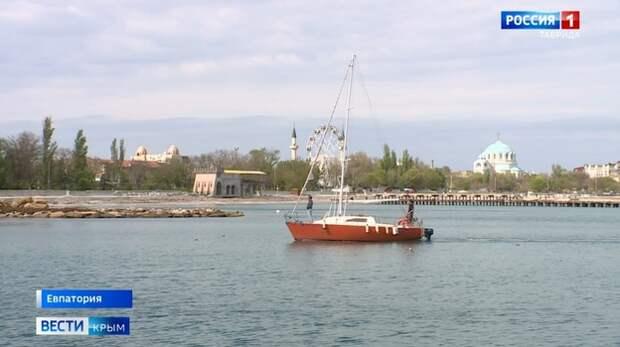 В Евпатории на месте морвокзала открылась морская школа