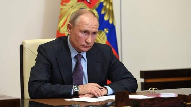 Госсекретарь США подтвердил слова Путина об отношениях между Москвой и Вашингтоном
