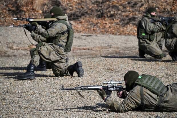 Минобороны показало эффектные видео с военных учений в Сибири и на Камчатке