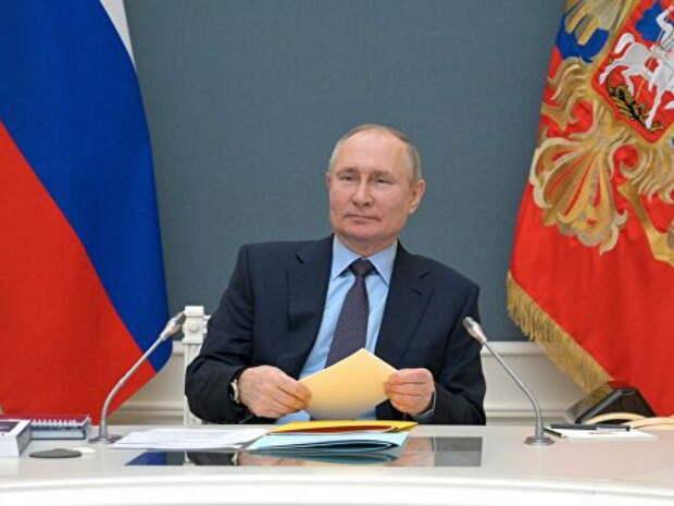 Раскрыт заработок Путина за 2020 год. Песков заработал больше