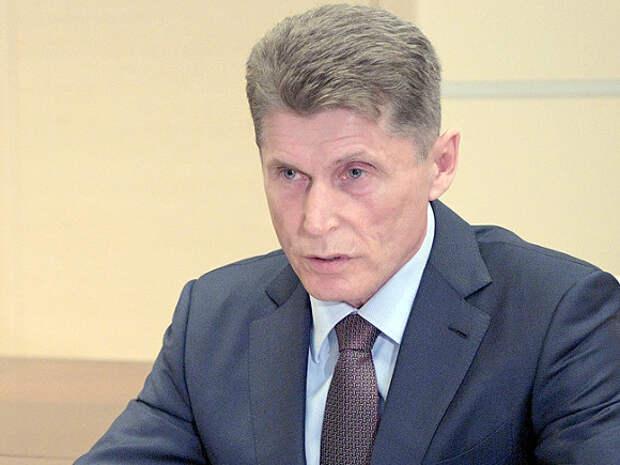 Губернатор Приморского края предложил сделать платным выезд из России