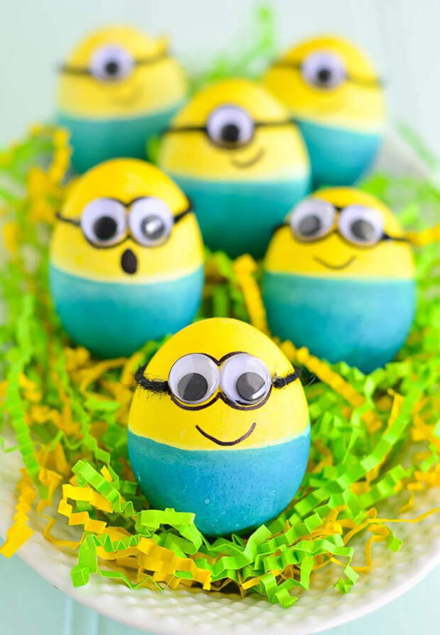 яйца-миньоны