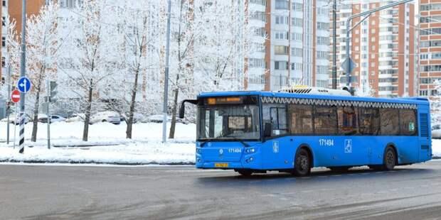 Автобус, сломавшийся в Соболевском, перекрыл проезд