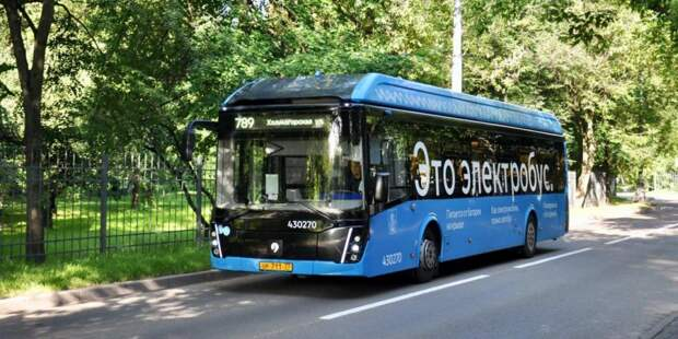 Депутат МГД Олег Артемьев: К концу года в Москве будут курсировать около 600 электробусов