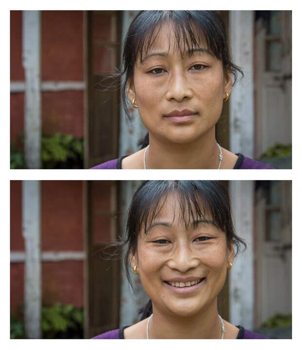 Сила улыбки: фотографии, которые заставят по-другому смотреть на незнакомцев