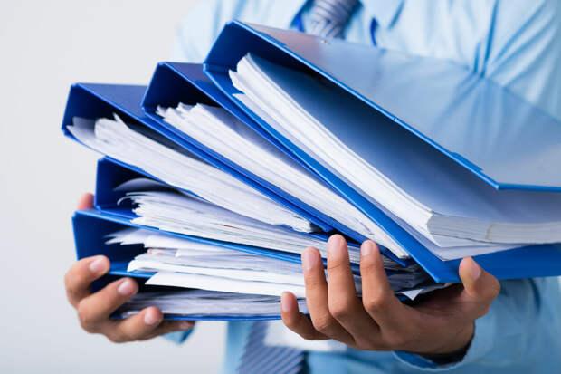 Документы для банкротства физического лица в 2021 году
