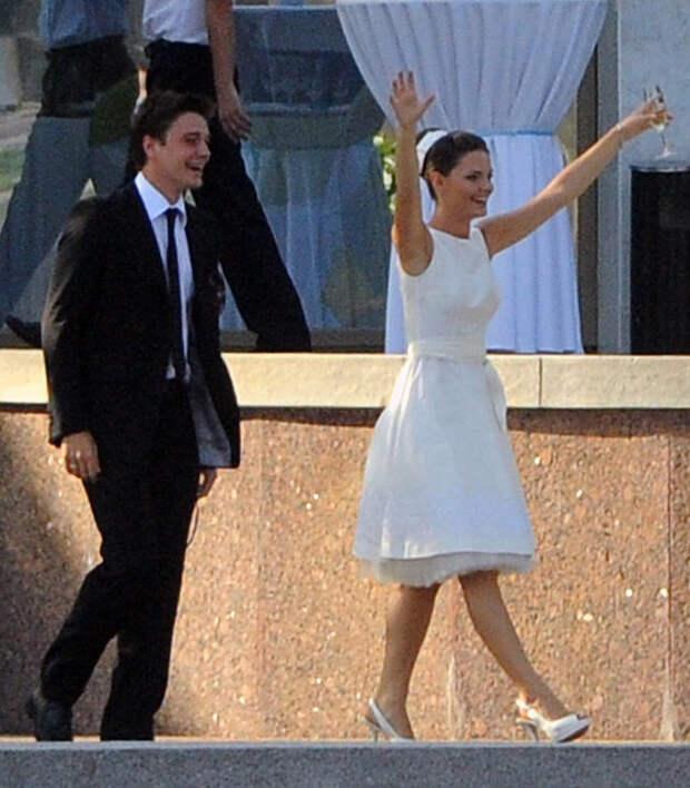 максим матвеев и елизавета боярская свадьба