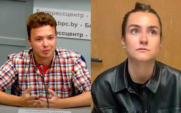 Протасевича и Сапегу перевели под домашний арест