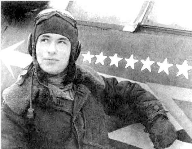 Николай Скоморохов, советский лётчик-истребитель Великой Отечественной войны, маршал авиации, дважды Герой Советского Союза