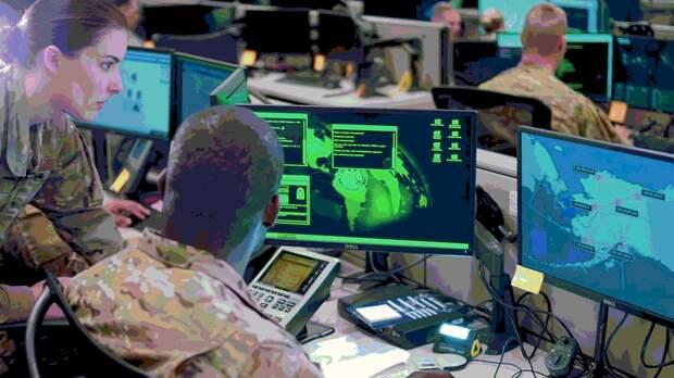 Эскадрилья сетевых операций базы ВВС США