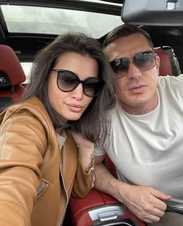 Курбан Омаров намекнул на развод с Ксенией Бородиной