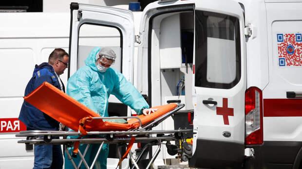 Проценко: почти все пациенты попали в Коммунарку, так как не привились
