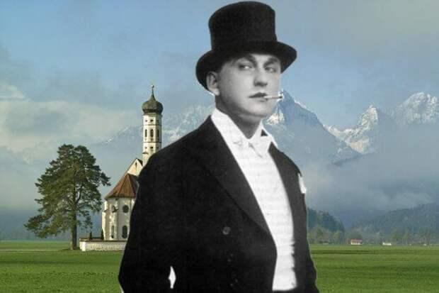Начало 20-го века - время рождения трогательных чувств Веры Холодной и Александра Вертинского