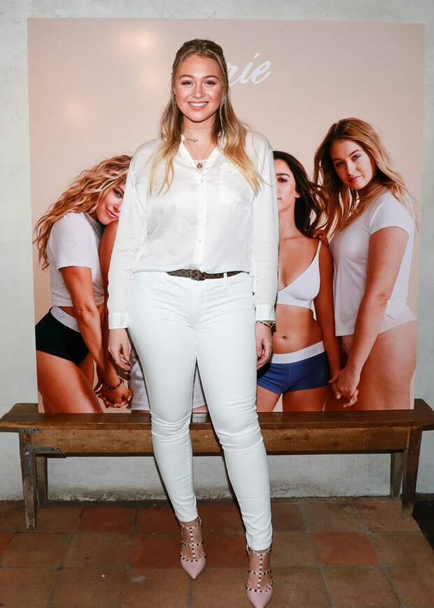 Стиль plus-size модели Искры Лоуренс
