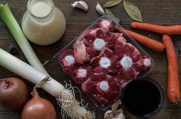 Как приготовить хвост быка