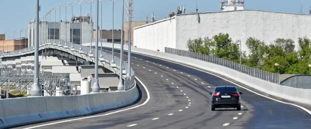 Москвичи предложили повысить скоростной режим на СВХ