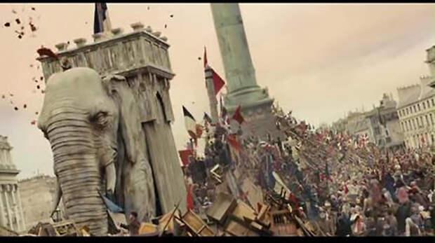 Всё было совсем не так, как хотел Наполеон.