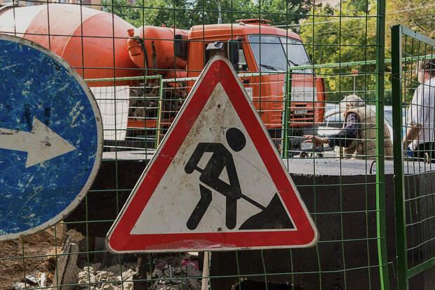 Одну из главных улиц Симферополя перекроют уже завтра