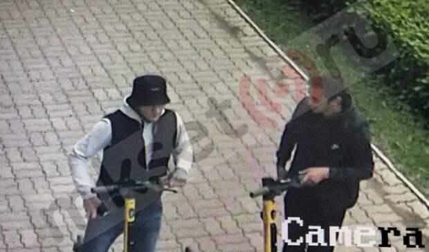 Появились фото предполагаемых виновников наезда на 82-летнего мужчину в Уфе