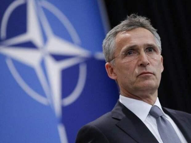 В НАТО почтили память жертв 11 сентября в США