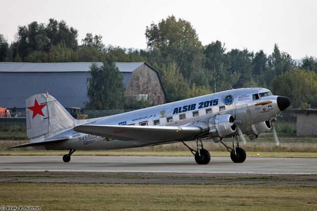 Легендарные самолеты С-47 так и не попали в музей
