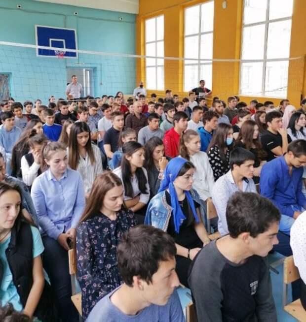 Профилактику религиозного экстремизма обсудили в Терском районе