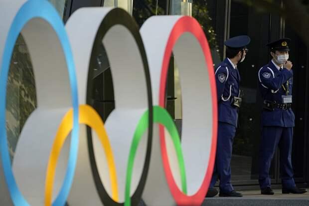 МОК: Олимпиада в Токио состоится, даже если будет введен режим ЧС