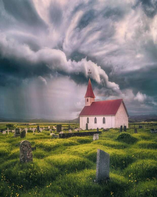 Церковь Рейнискиркья