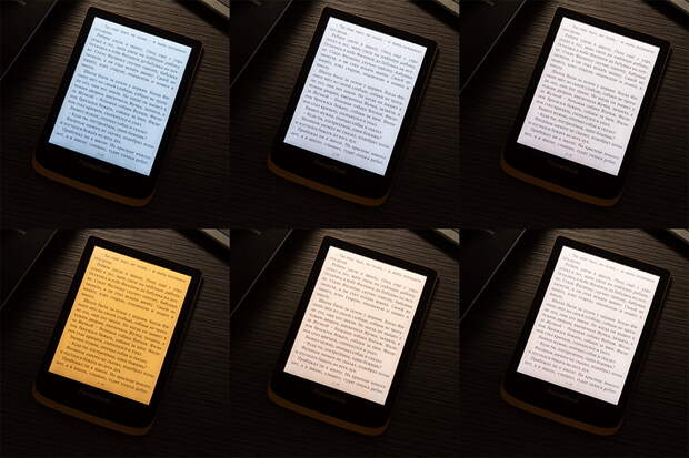 Электронная книга с подсветкой - какая лучше