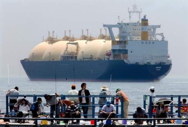 СПГ танкер