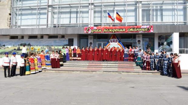 Наремонт Дома культуры встанице Ростовской области выделили 128млн руб