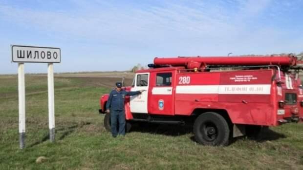 В Алтайском крае создали 29 противопожарных постов