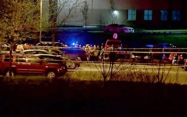 Массовая стрельба на предприятии FedEx в Индианаполисе: 8 погибших
