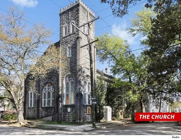 Святые угодники, Бейонсе купила себе церковь