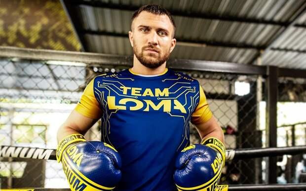 Ломаченко намекнул на желание провести бой в UFC: «Может быть, в будущем когда-нибудь»