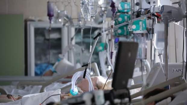 Оперштаб сообщил о 8554 новых случаях коронавируса в России