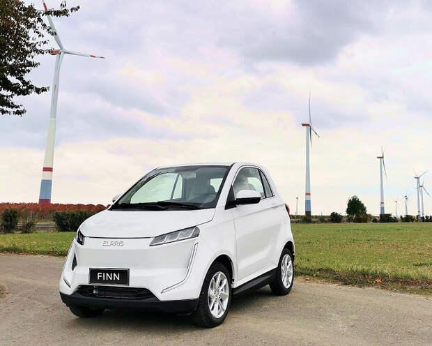 Представлен очень дешёвый электромобиль с запасом хода 265 км, 12,3-дюймовым экраном, Apple CarPlay и Android Auto