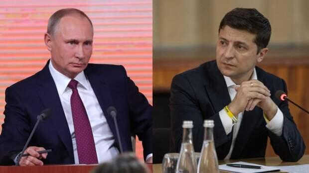 Представитель киевской делегации в ТКГ сомневается в скорой встрече Путина и Зеленского